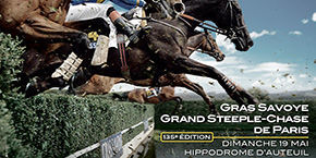 Gras Savoye - Grand Steeple Chase de Paris